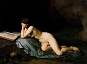 Marie-Madeleine au désert (Emmanuel Benner)