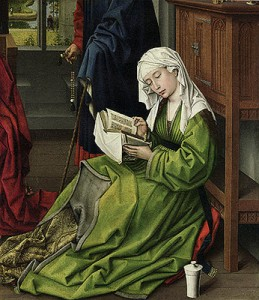 Marie-Madeleine lisant (Rogier van der Weyden)