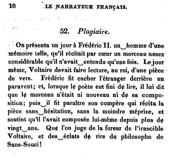 Plagiaire-Voltaire