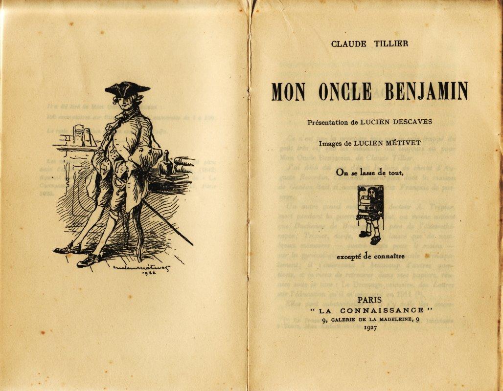 Mon-oncle-Benjamin-Metivet